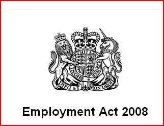 Resolution Training And Strategy Re Employment Act 2008